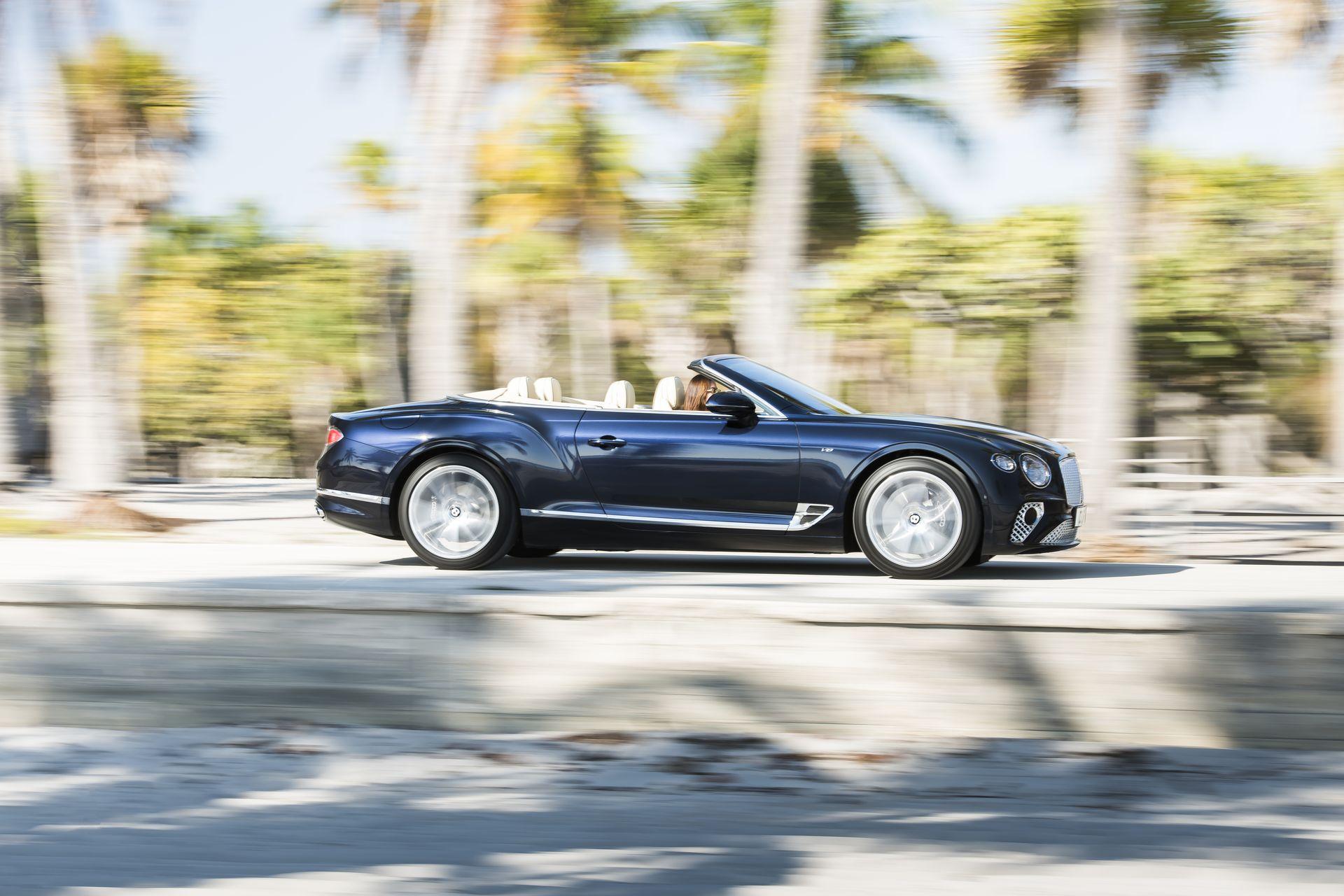 Bentley Continental Gt V8 2019 25