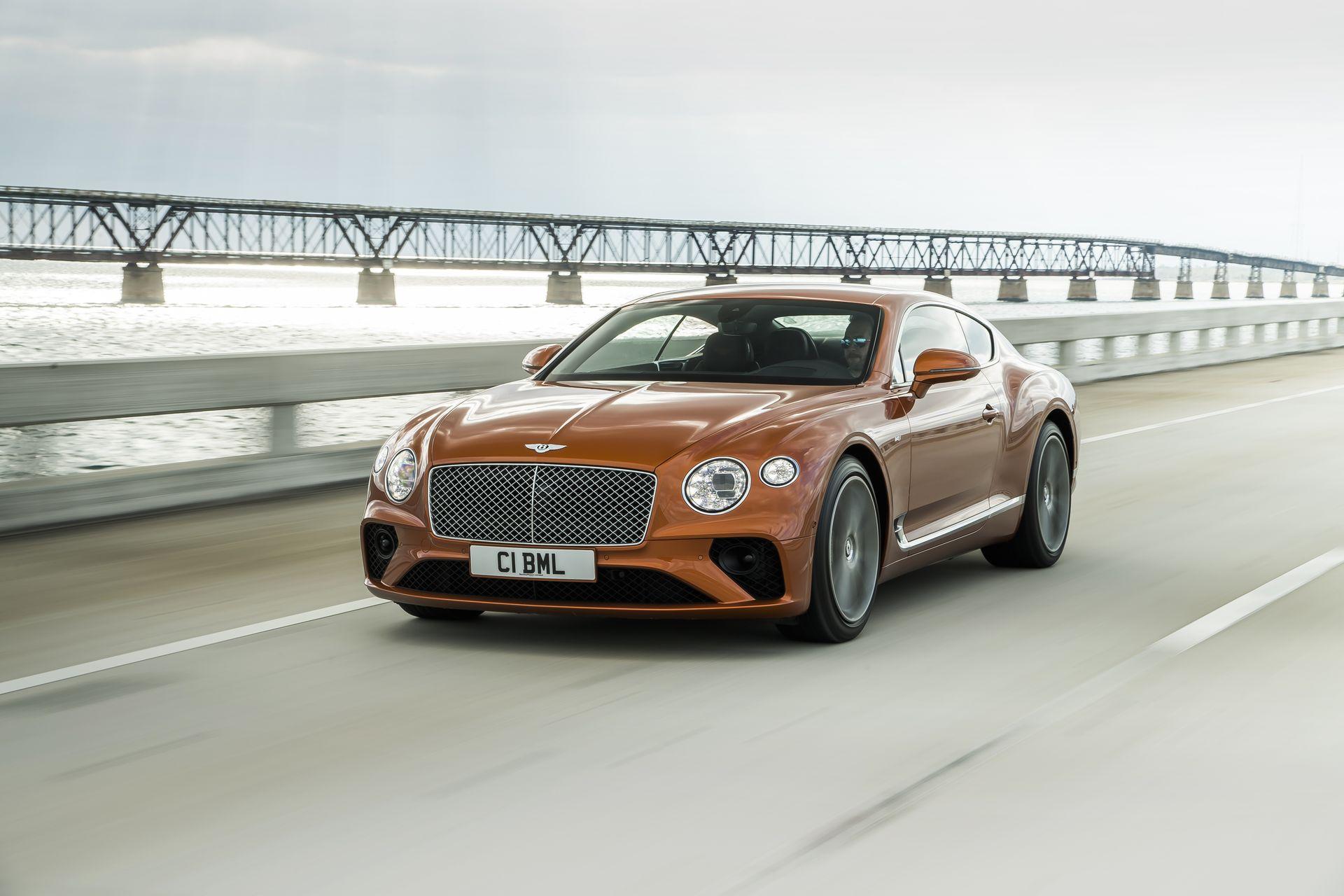 Bentley Continental Gt V8 2019 3