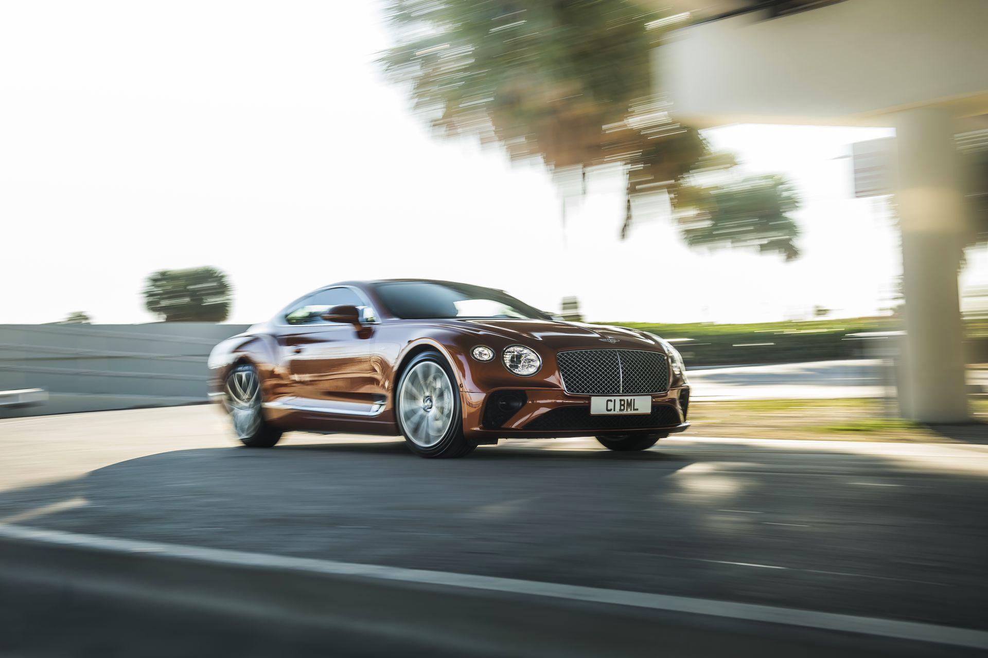 Bentley Continental Gt V8 2019 5