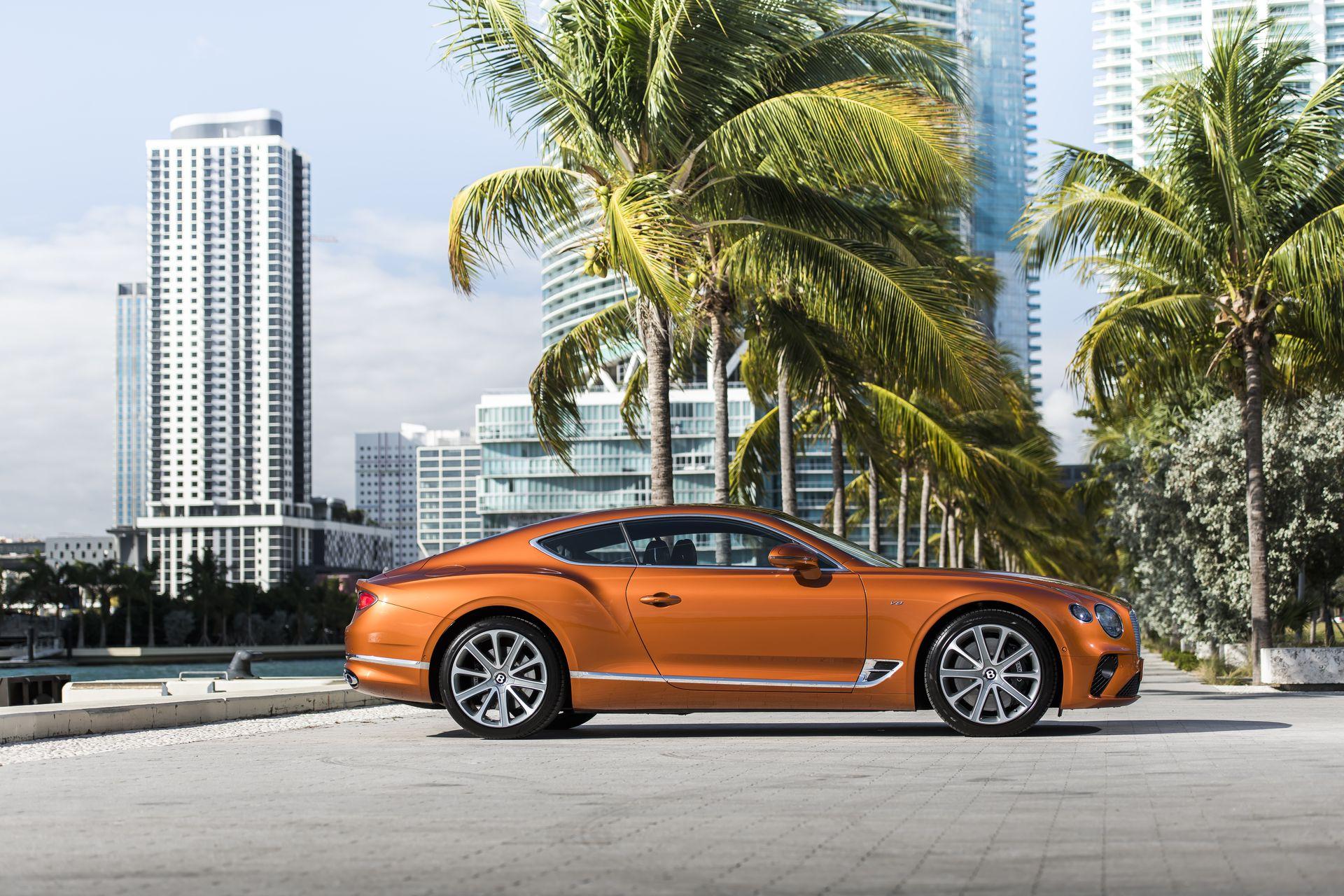Bentley Continental Gt V8 2019 8