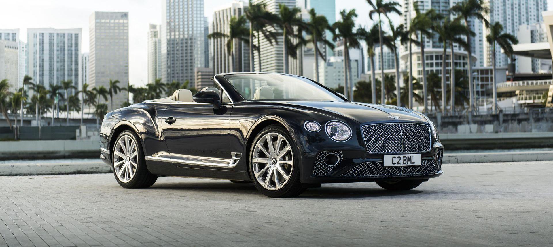 Bentley Continental Gt V8 2019 P