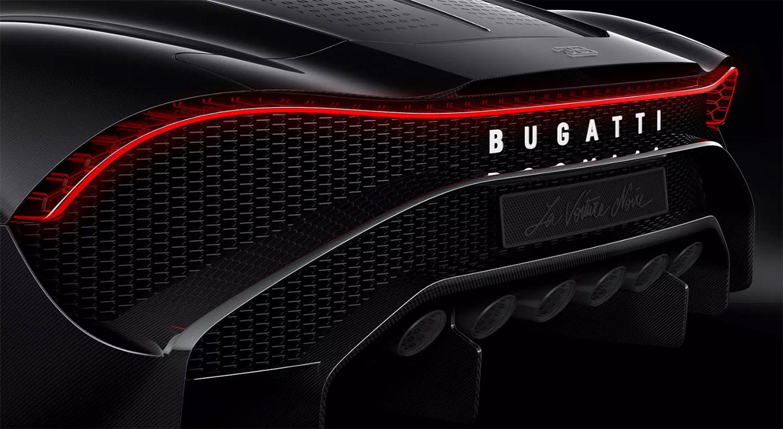 Bugatti La Voiture Noire 2019 01