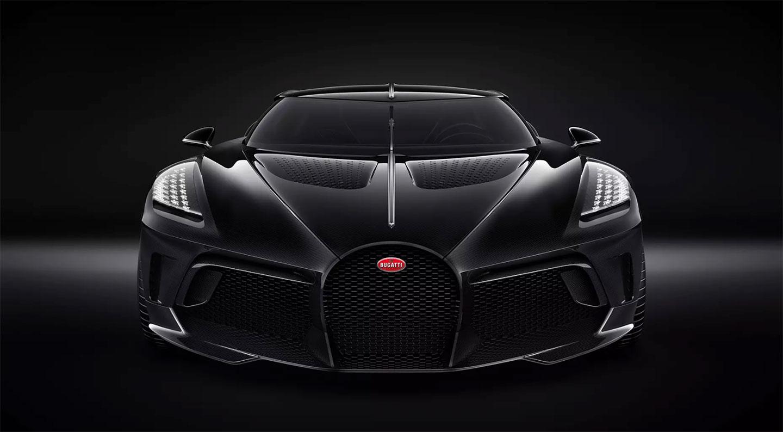 Bugatti La Voiture Noire 2019 07
