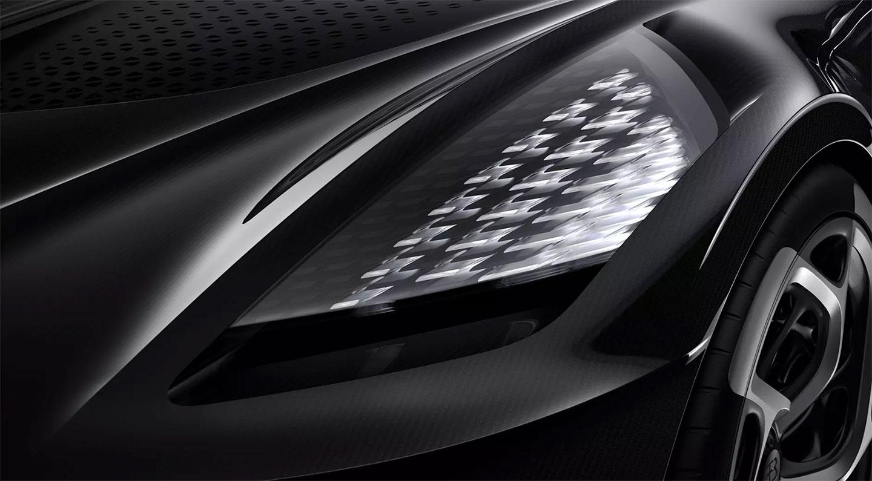 Bugatti La Voiture Noire 2019 08