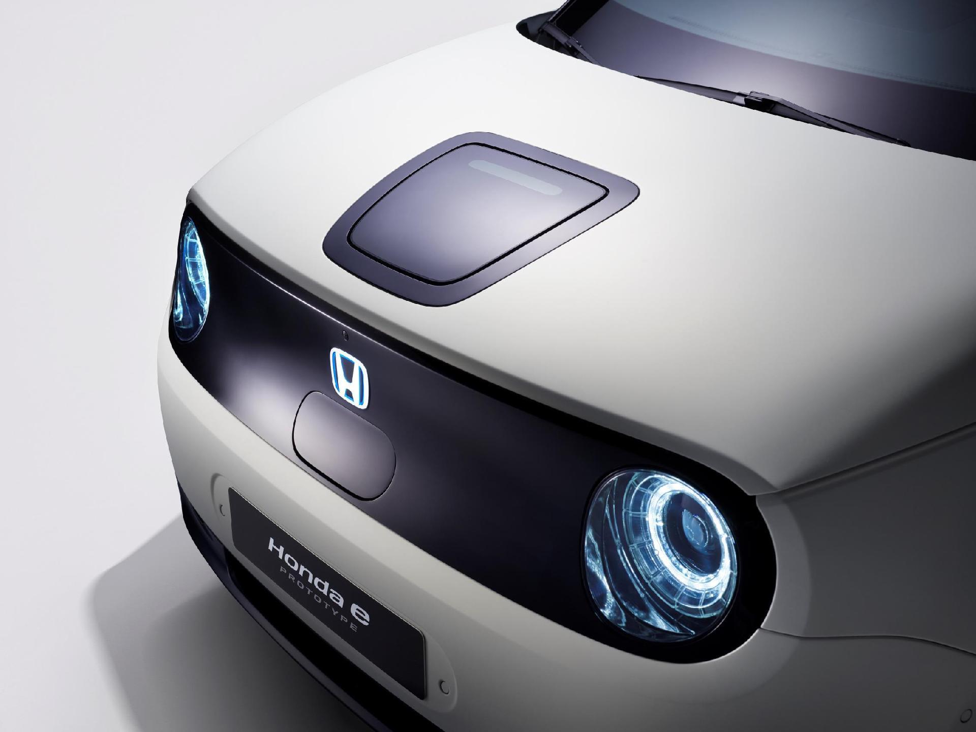 Honda E Prototype Coche Electrico 1683950 162372 Honda E Prototype At Geneva International Motorshow