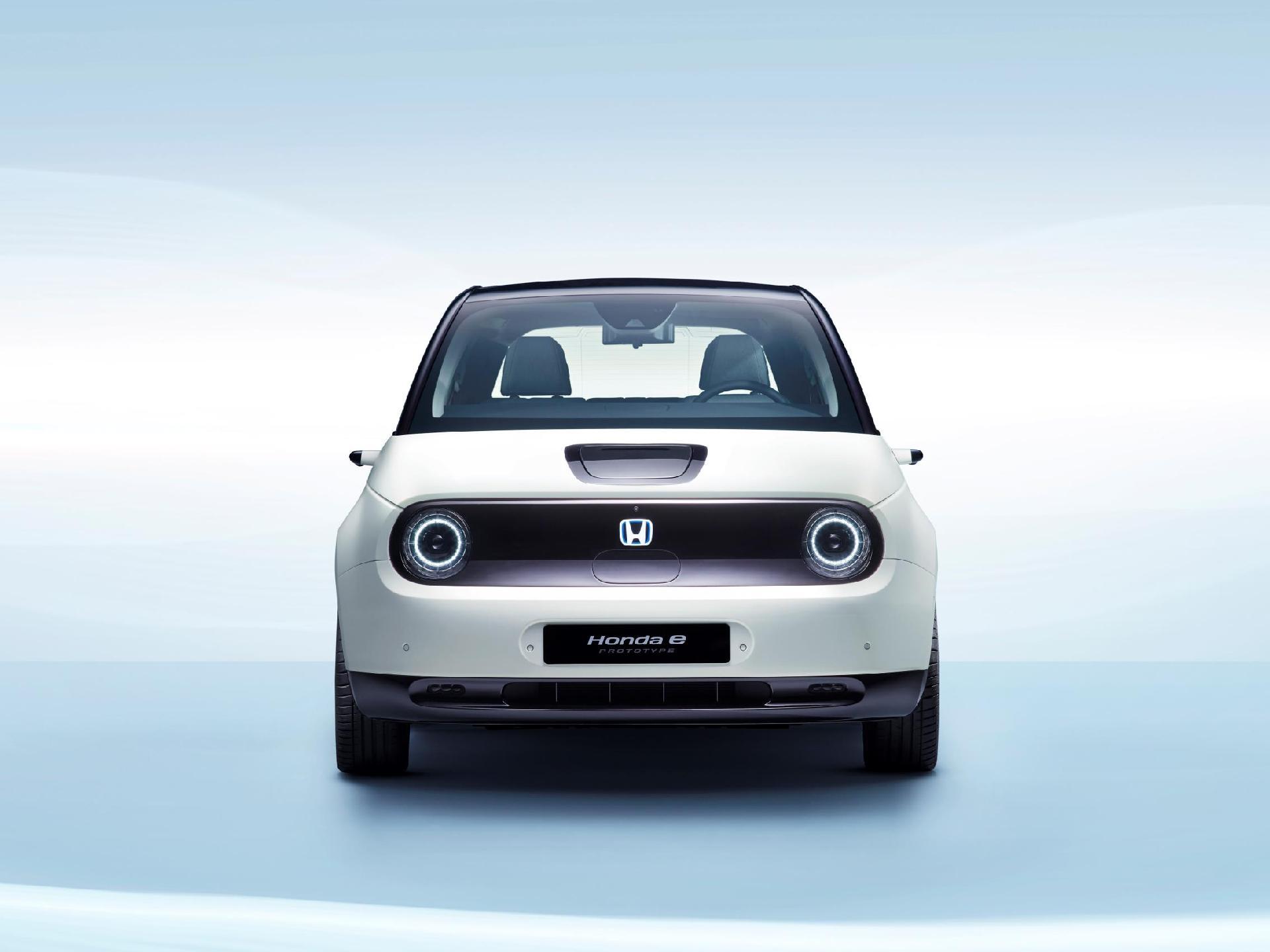 Honda E Prototype Coche Electrico 1684000 162361 Honda E Prototype At Geneva International Motorshow