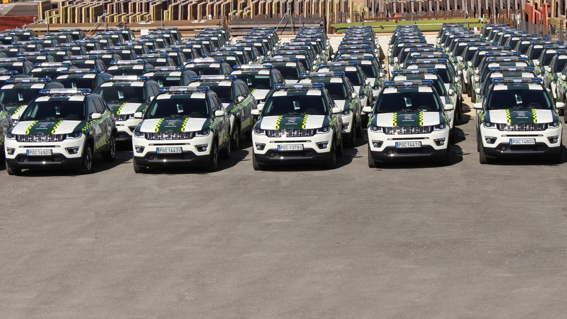 Jeep Compass Guardia Civil 3