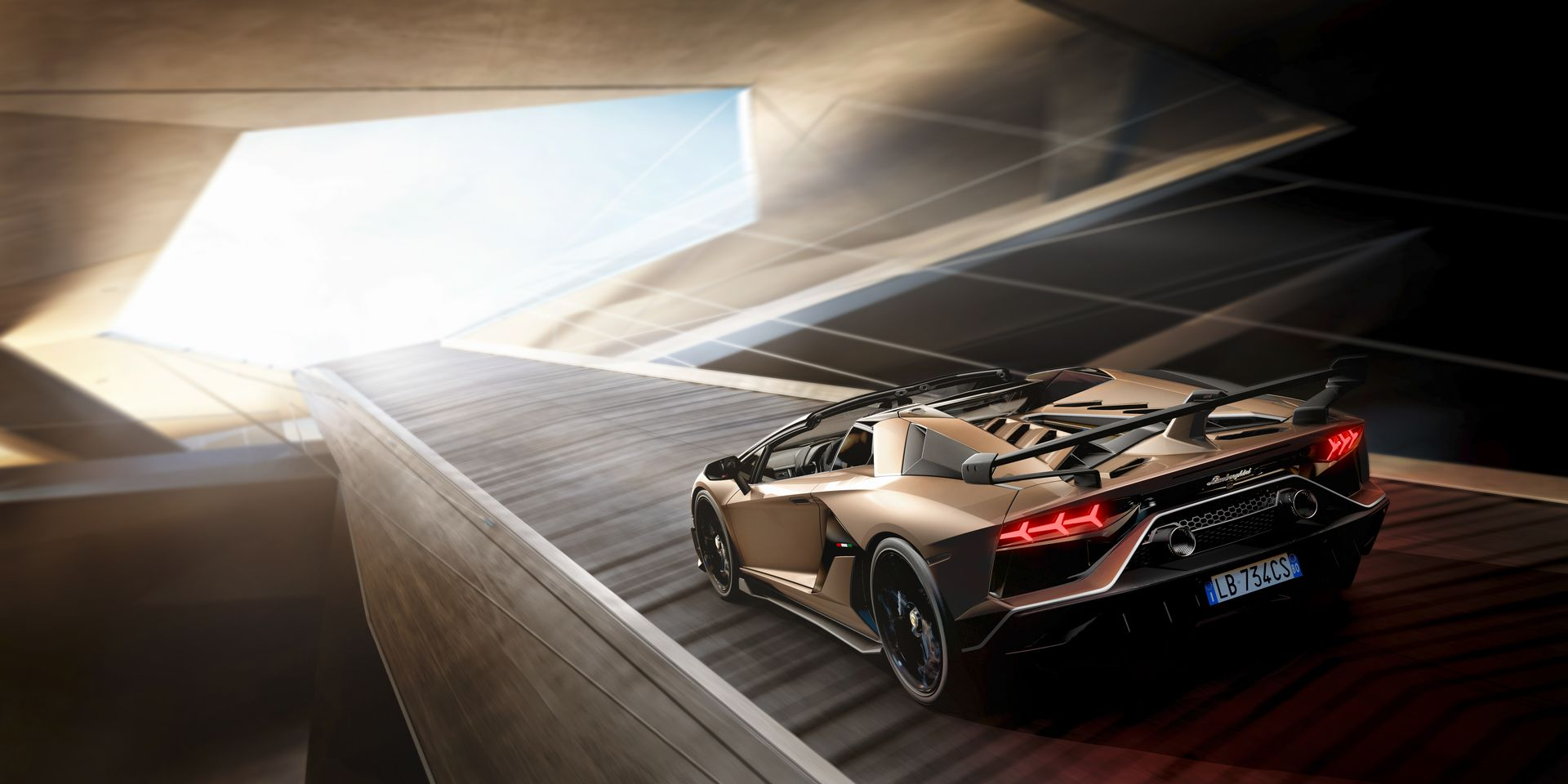 Lamborghini Aventador Svj Roadster 13