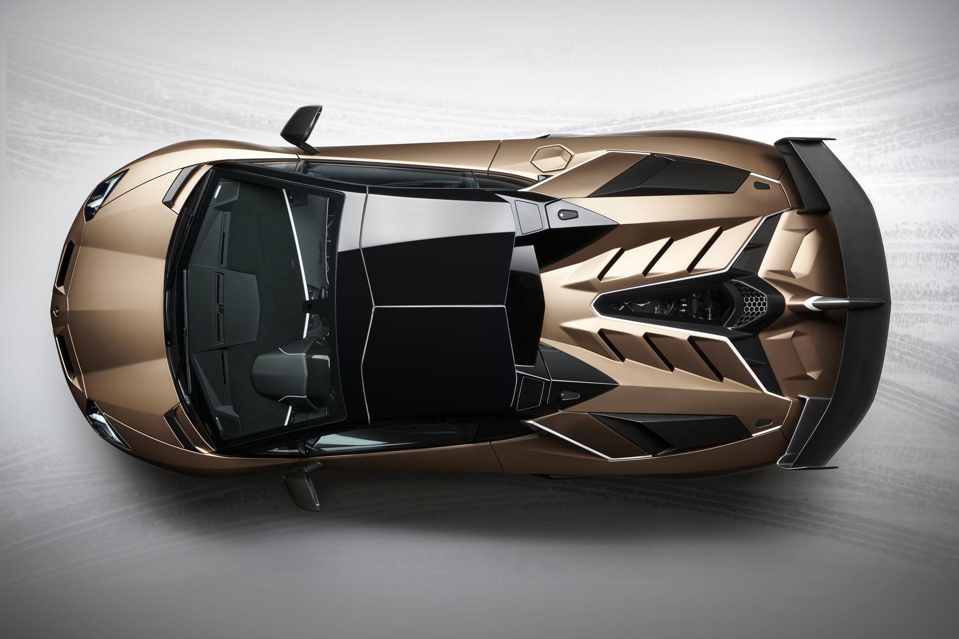 Lamborghini Aventador Svj Roadster 18