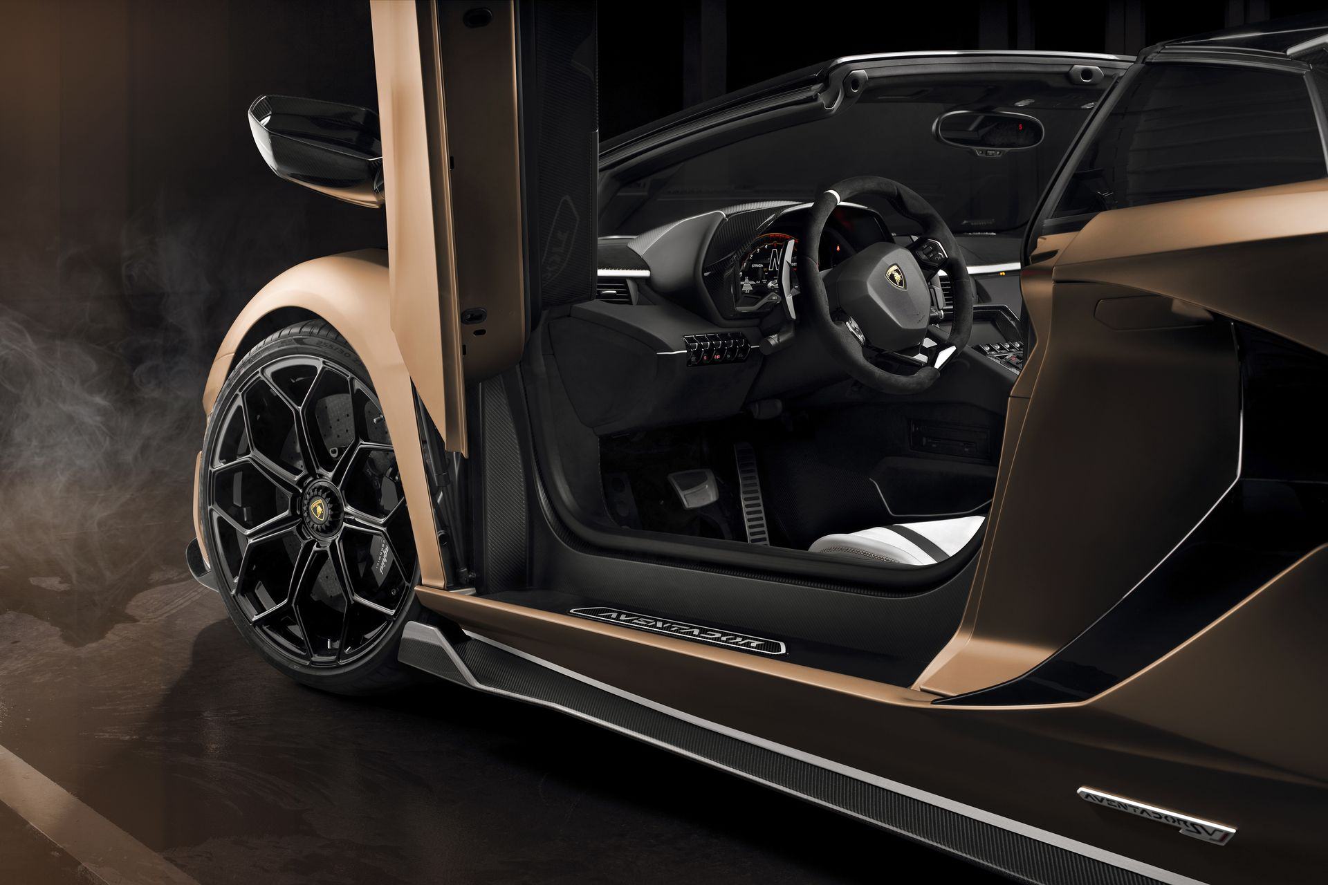 Lamborghini Aventador Svj Roadster 2