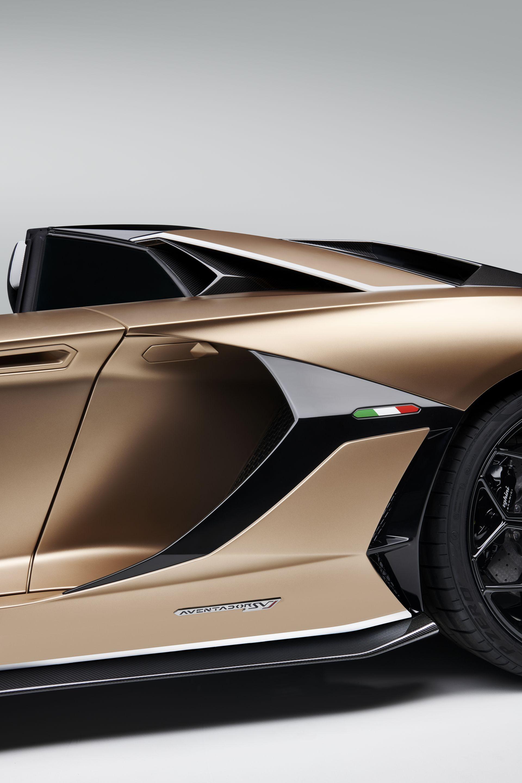 Lamborghini Aventador Svj Roadster 30
