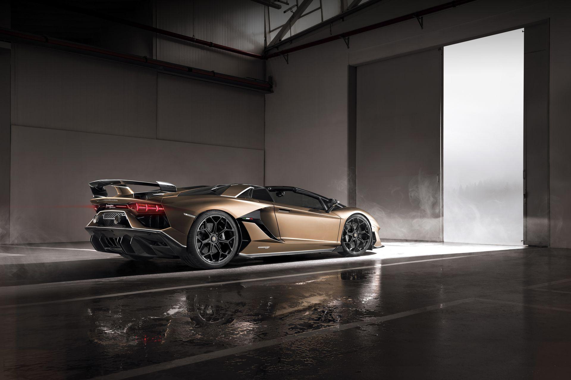 Lamborghini Aventador Svj Roadster 6