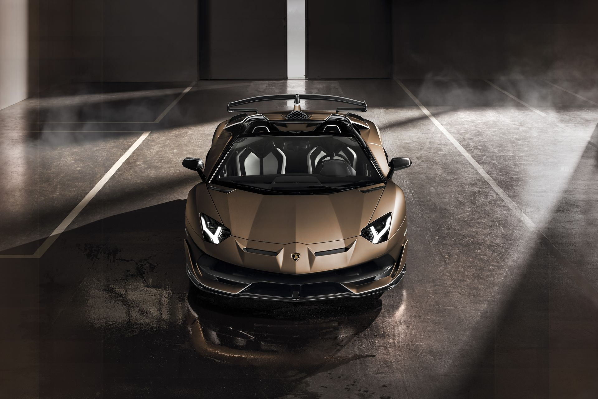 Lamborghini Aventador Svj Roadster 9