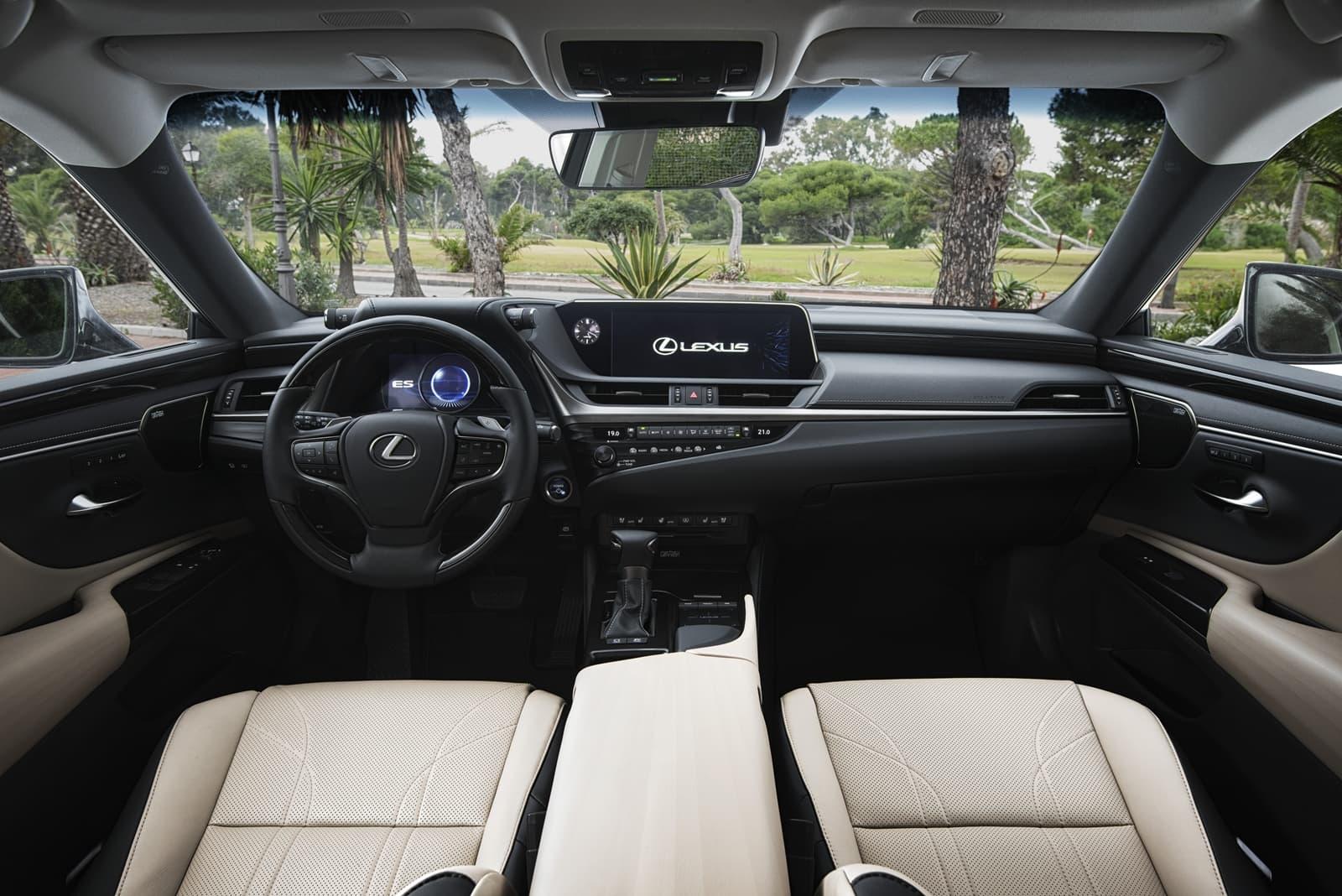 Lexus Es 300h 0319 002