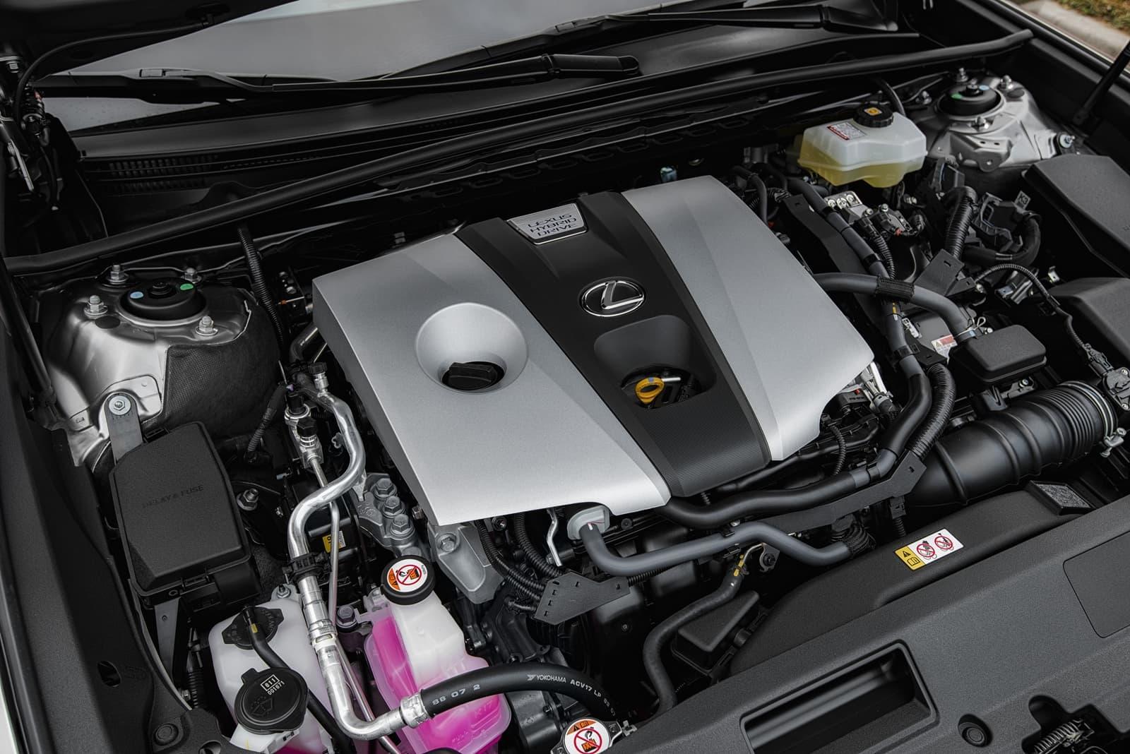Lexus Es 300h 0319 005