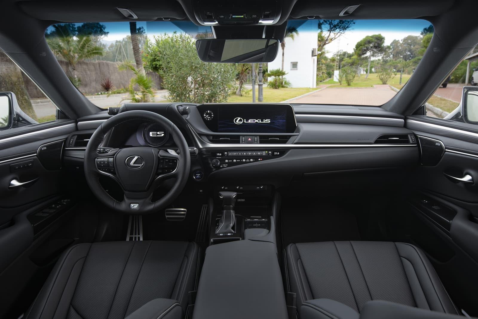 Lexus Es 300h 0319 009