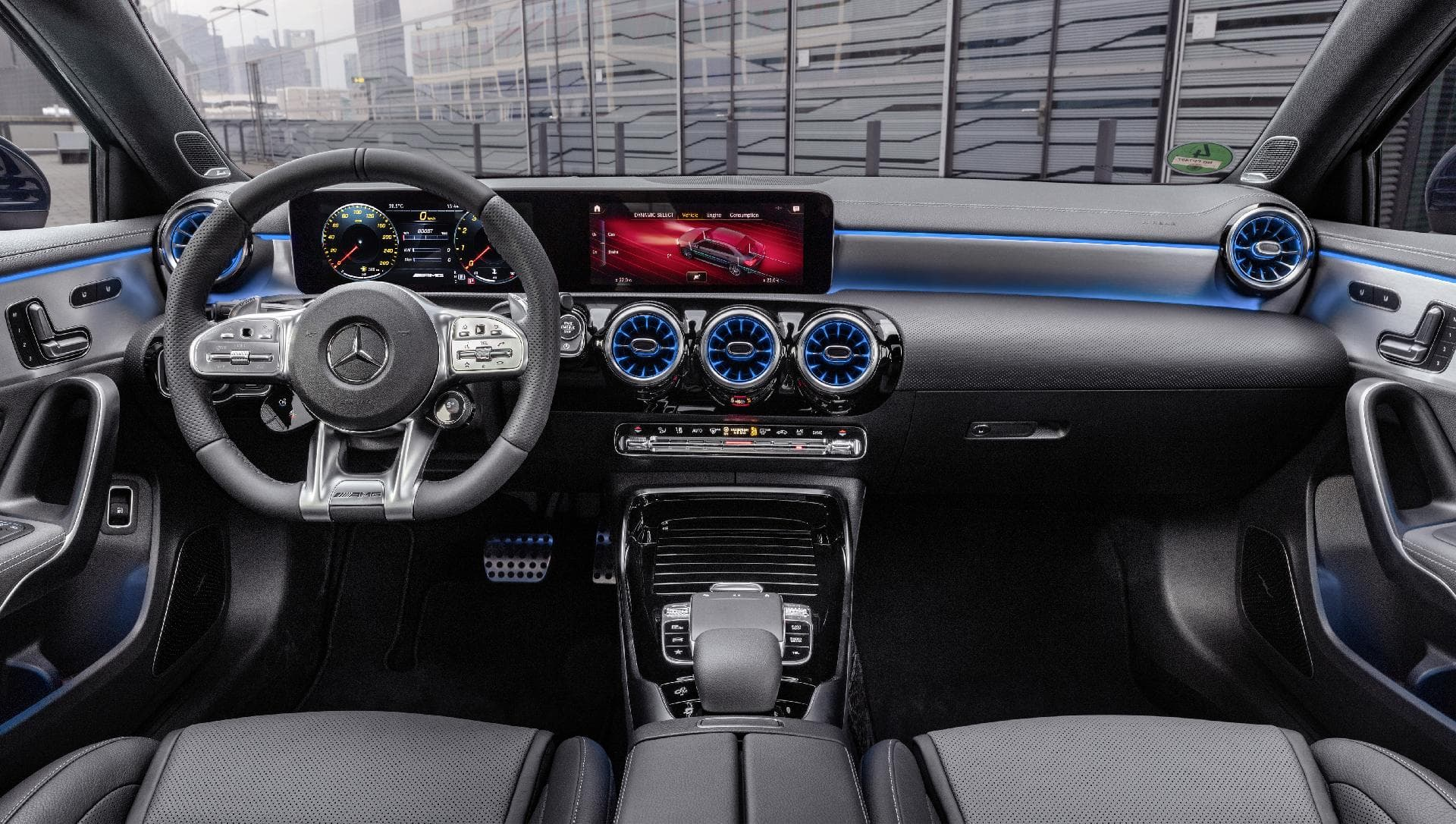 Mercedes Amg A35 Sedan 19c0171 069