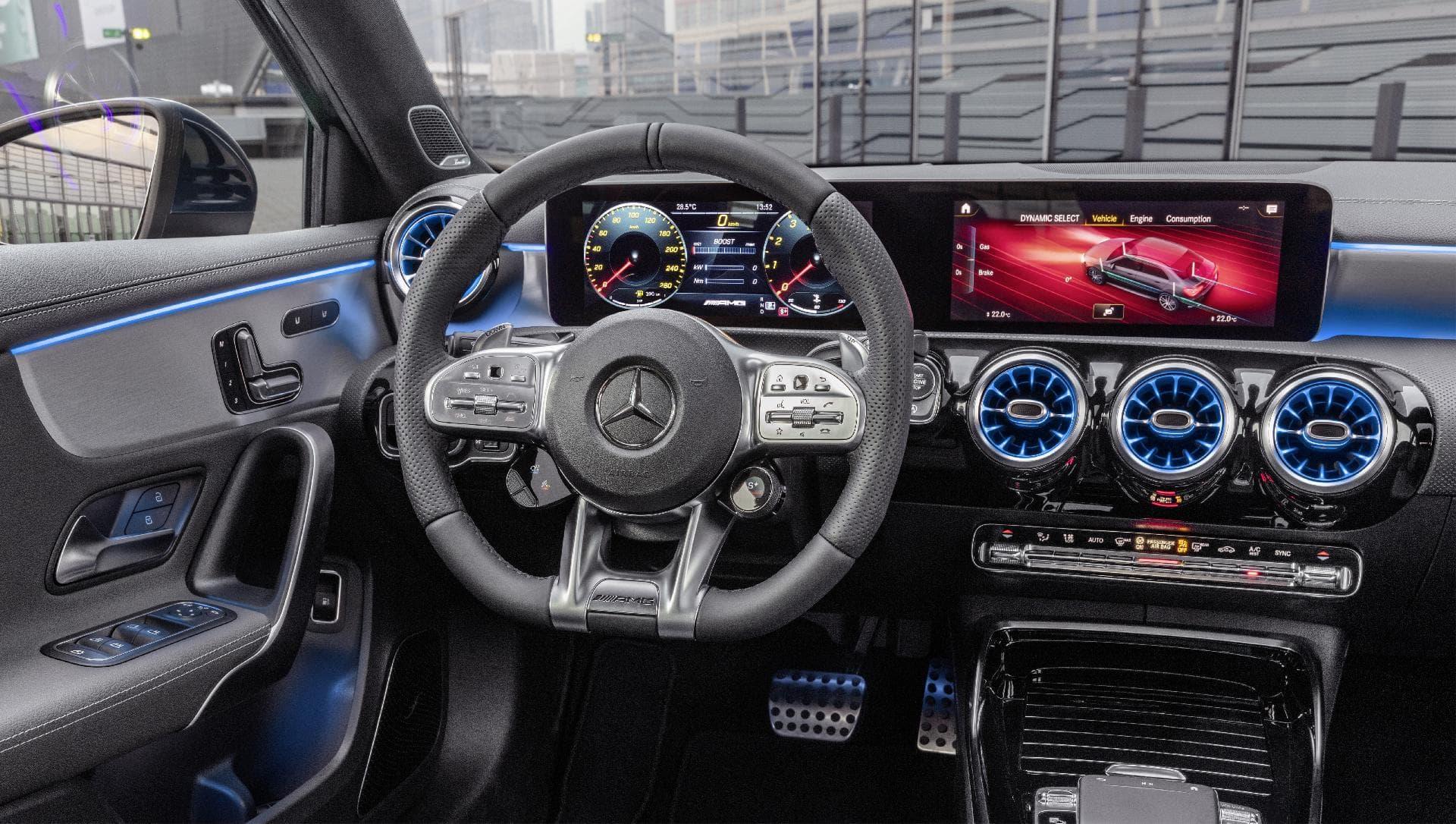 Mercedes Amg A35 Sedan 19c0171 070