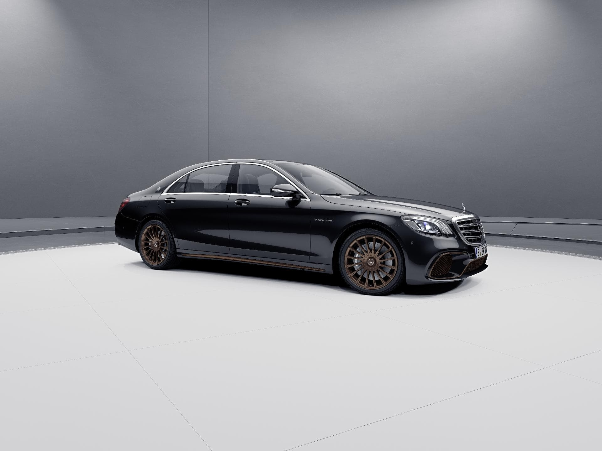 Mercedes Amg S 65 Final Edition 2