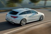 Mercedes Cla Shooting Brake 2019 Exterior Blanco 20 thumbnail