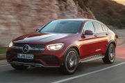 Mercedes Glc Coupe 2019 Rojo 021 thumbnail