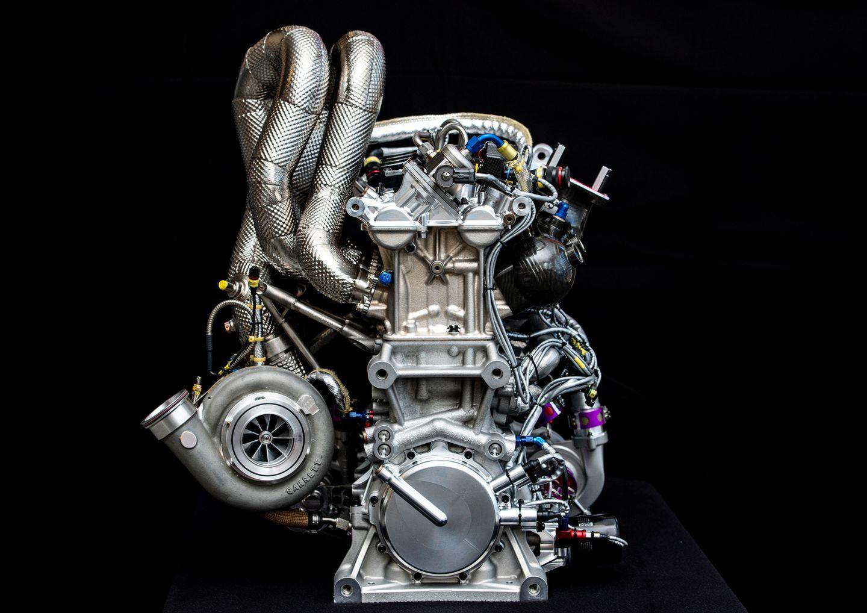 Motor Turbo Audi Dtm 6