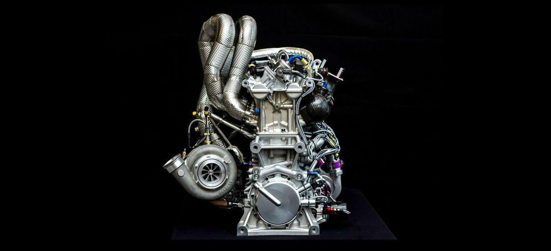 Motor Turbo Audi Dtm P