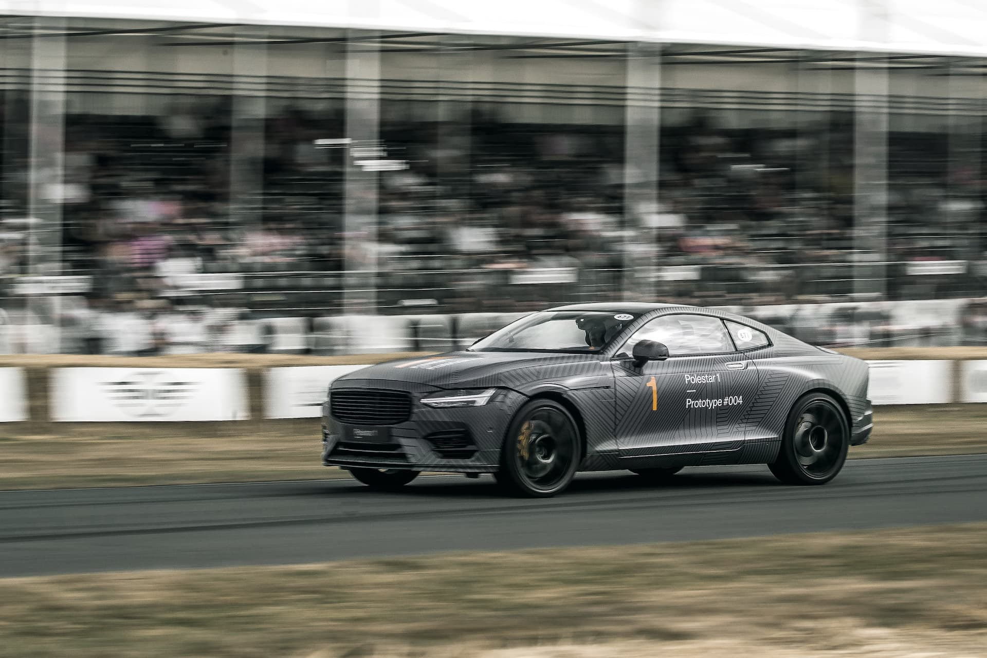 Polestar Goodwood Fos