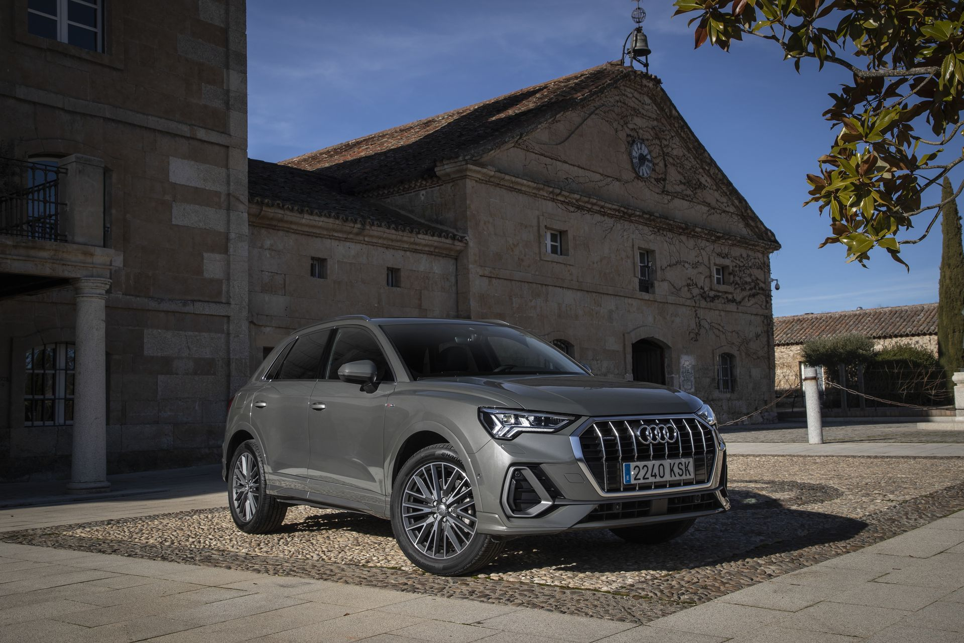 Prueba Audi Q3 2019 2