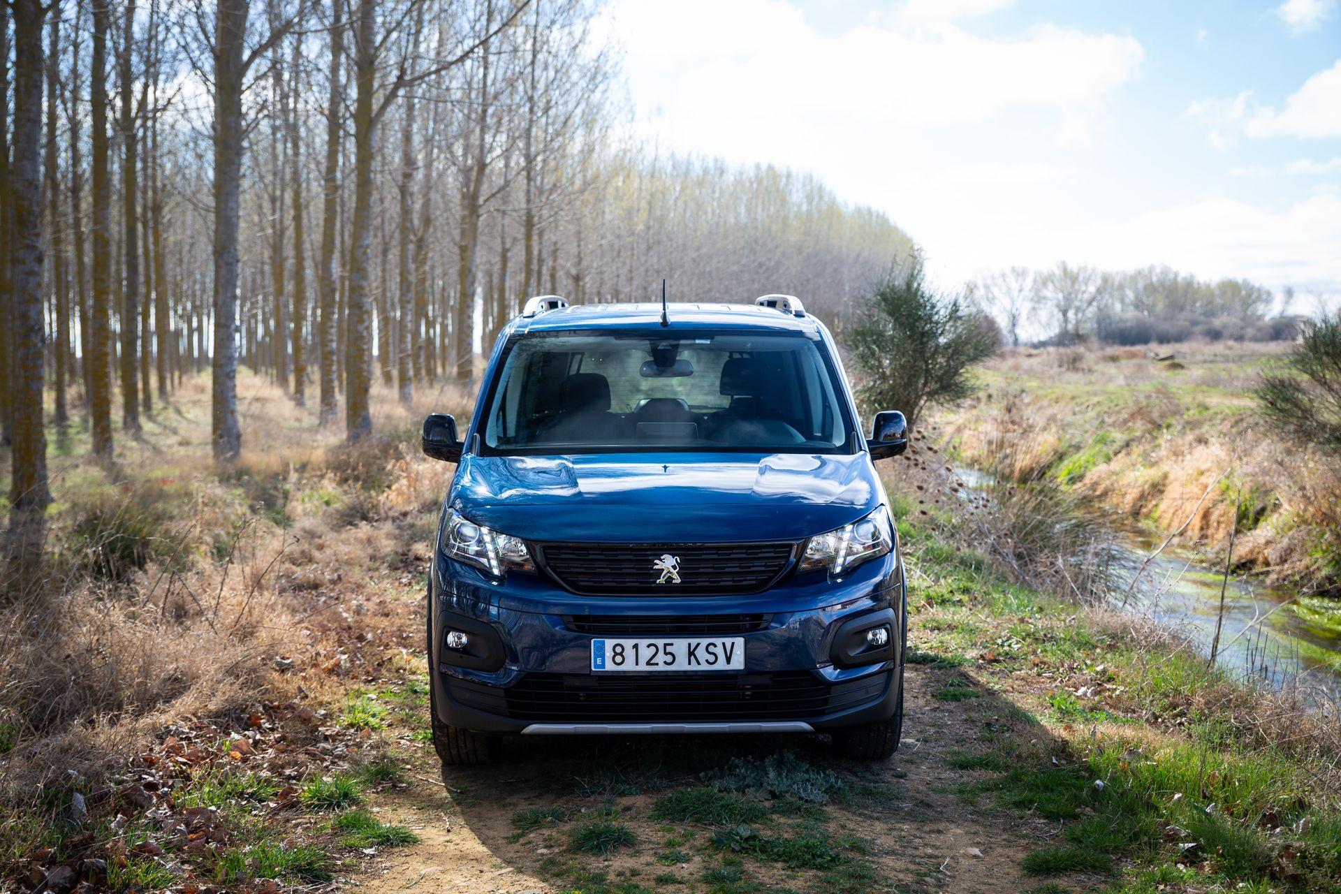 Prueba Peugeot Rifter Long 1