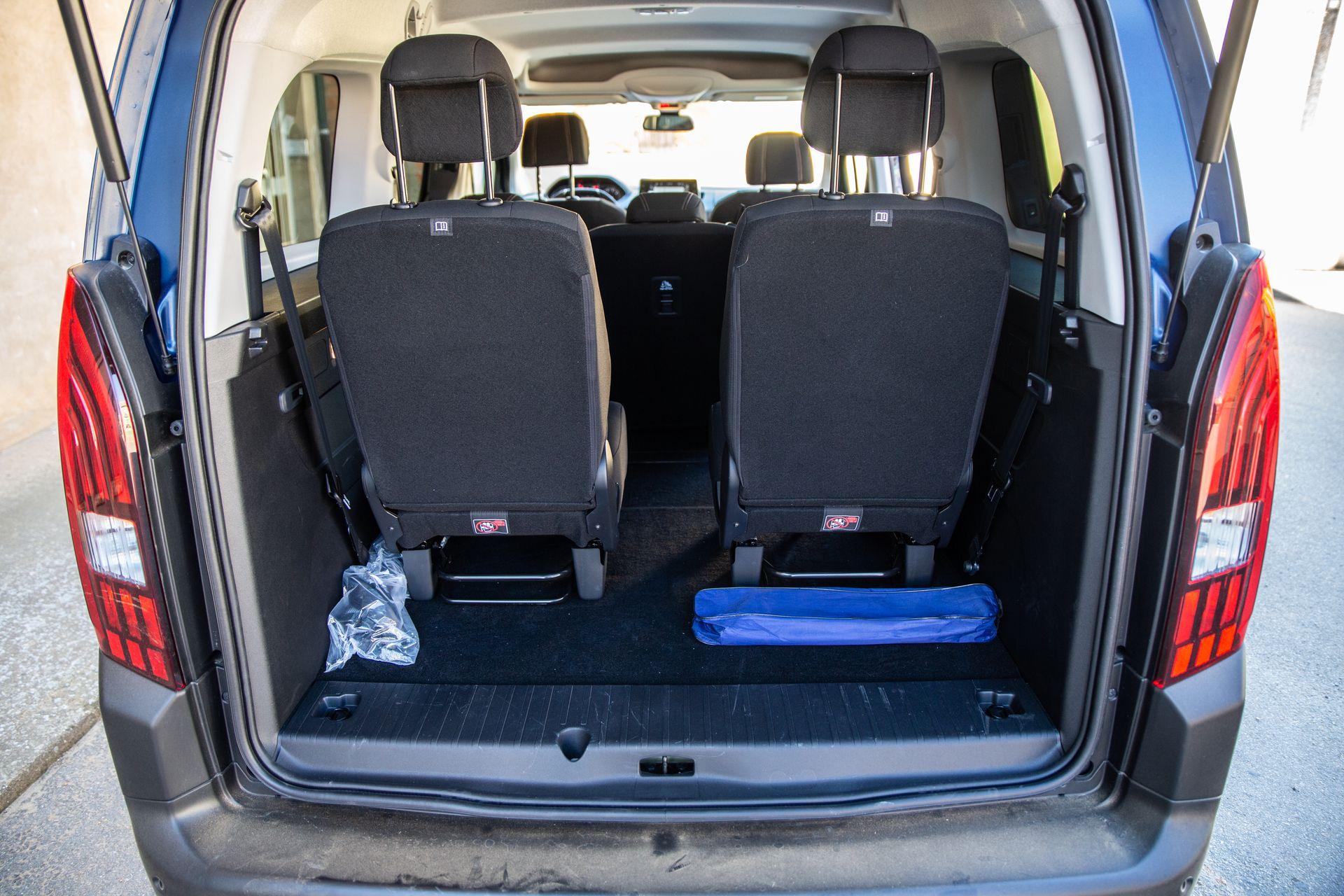 Prueba Peugeot Rifter Long Interior 3