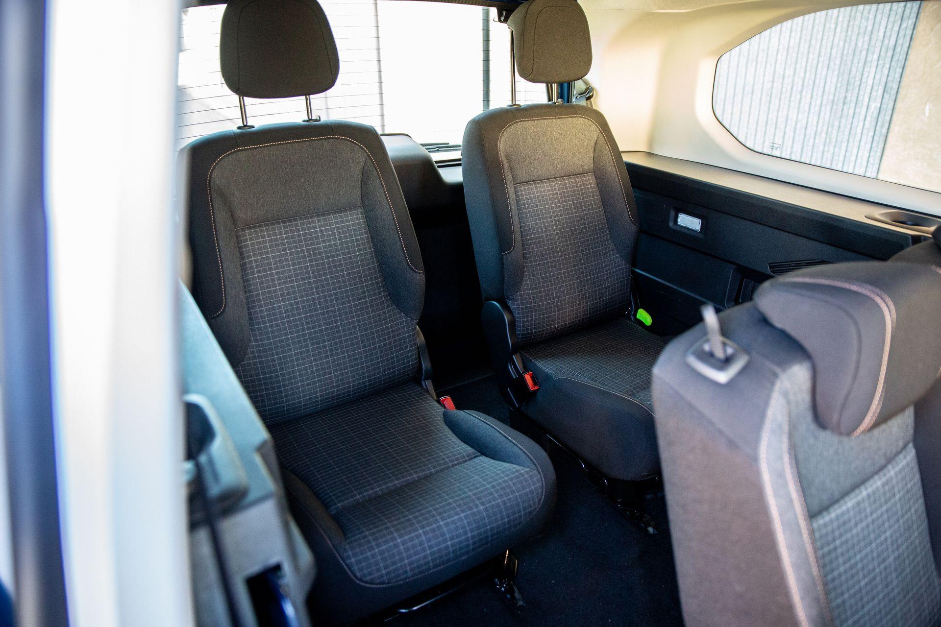 Prueba Peugeot Rifter Long Interior 6