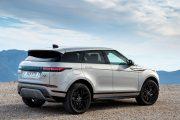 Range Rover Evoque 2019 Gris Exterior 21 thumbnail
