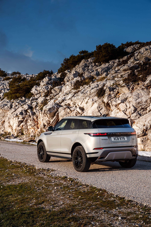 Range Rover Evoque 2019 Gris Exterior 22
