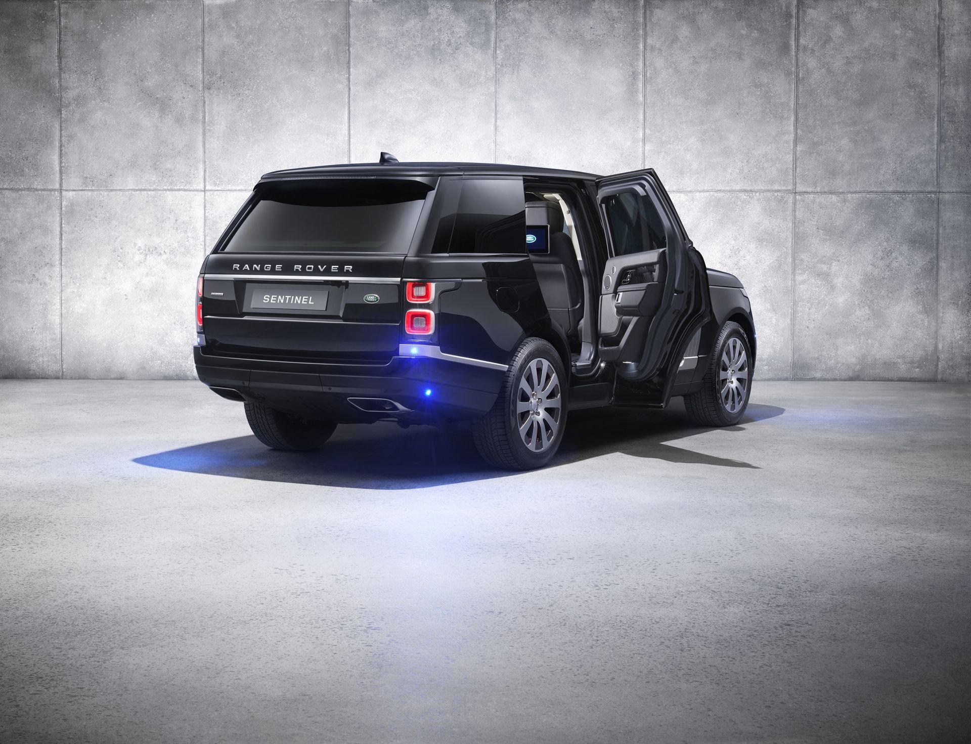 Range Rover Sentinel 2019 12
