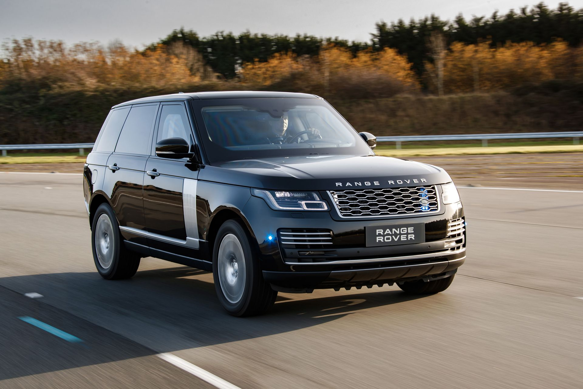 Range Rover Sentinel 2019 2