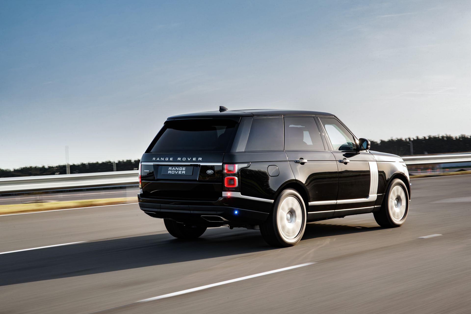 Range Rover Sentinel 2019 3