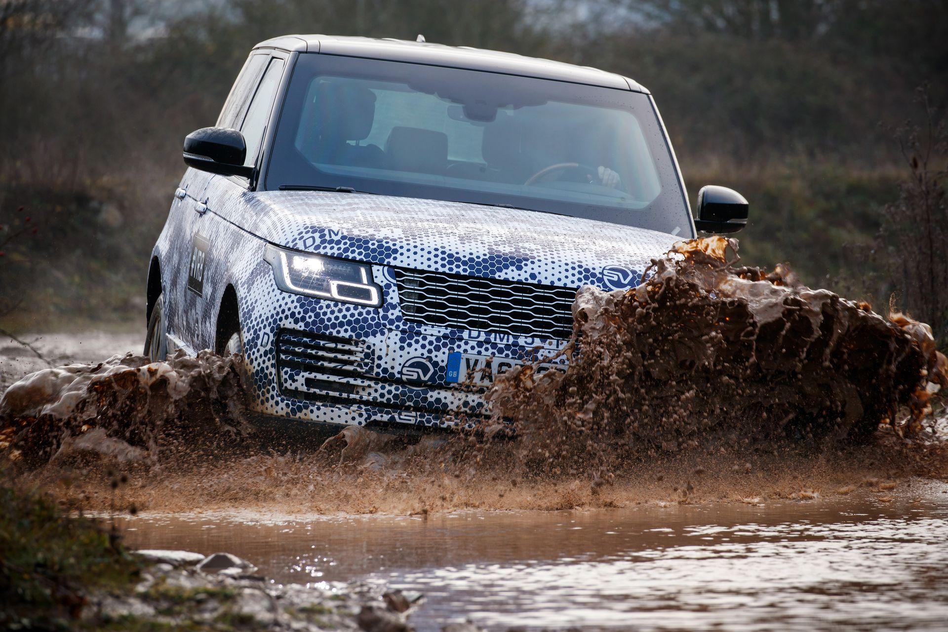 Range Rover Sentinel 2019 5