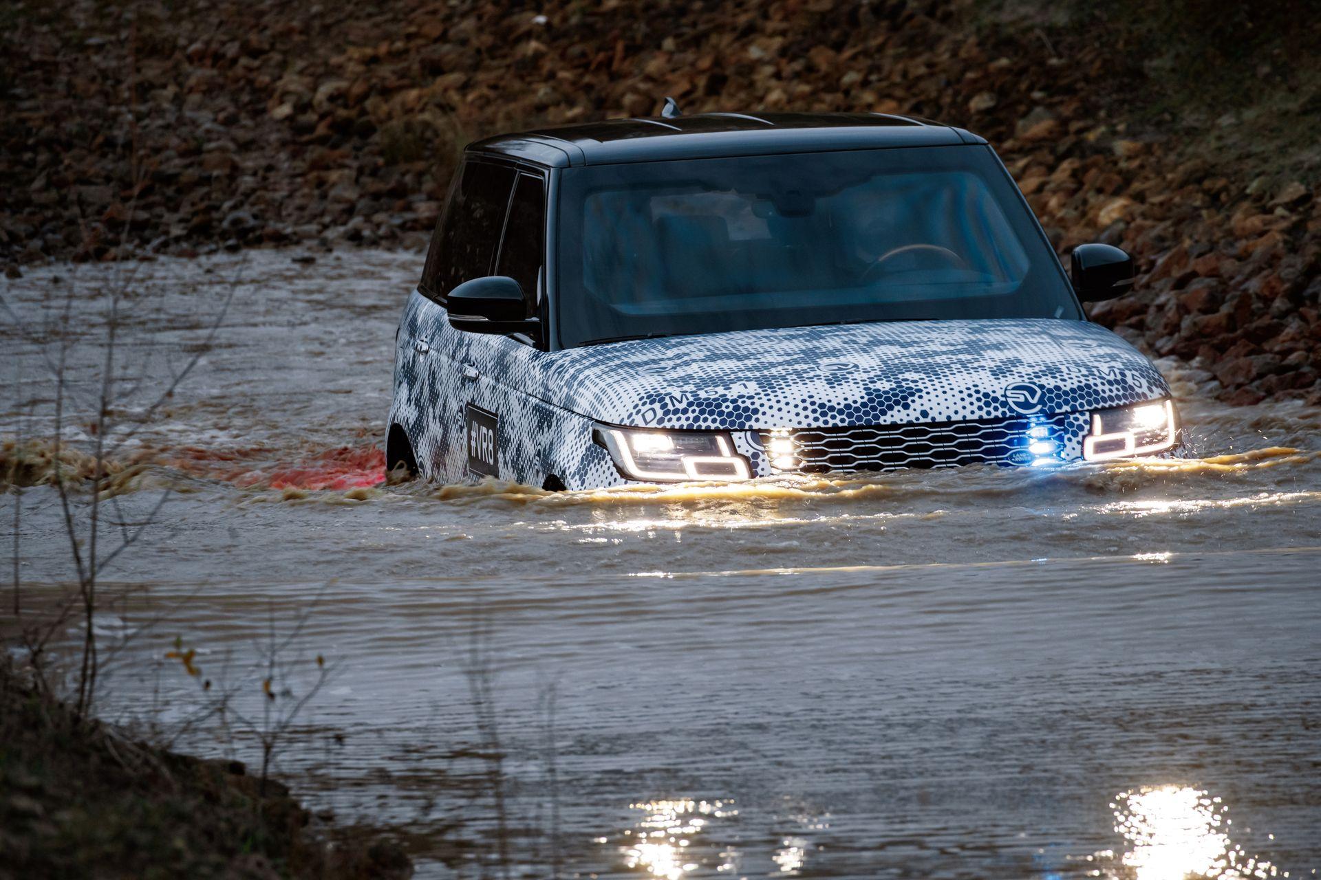 Range Rover Sentinel 2019 6
