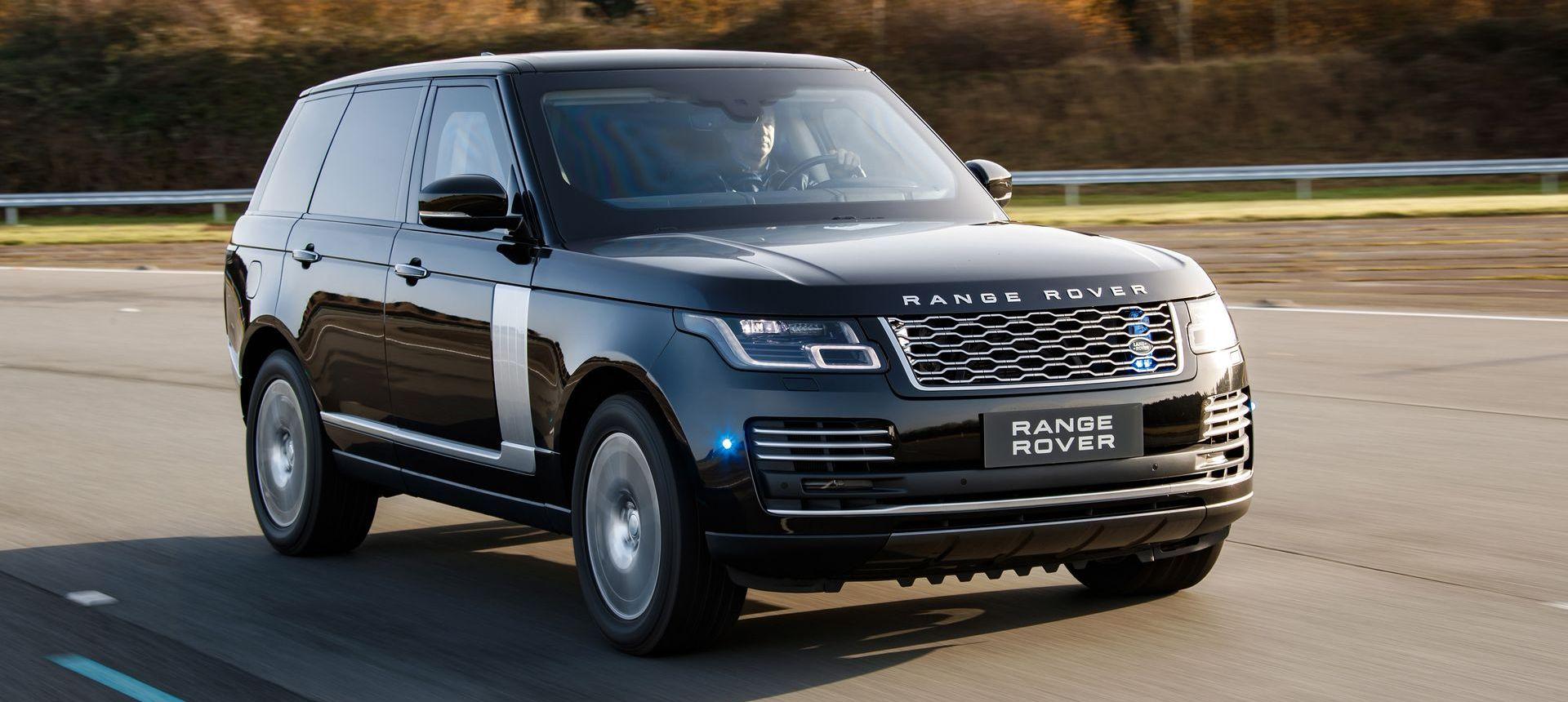 range rover sentinel 2019 todo sobre el suv blindado diariomotor. Black Bedroom Furniture Sets. Home Design Ideas