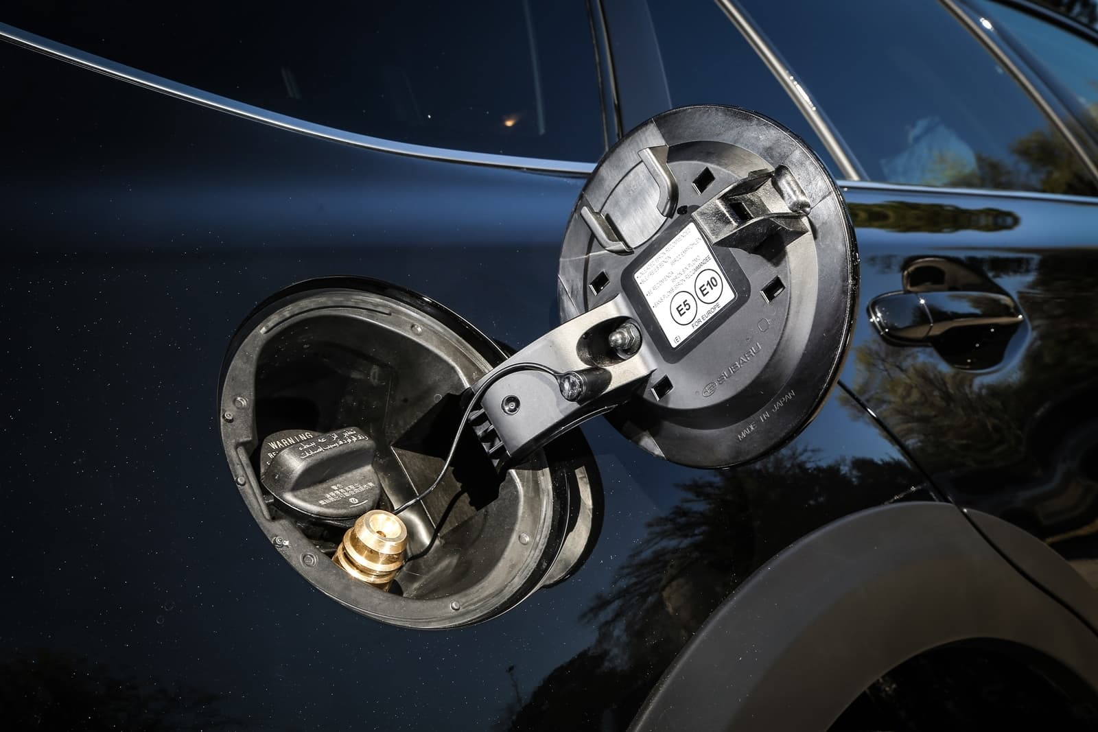 Subaru Outback 0319 Glp Gasolina Etanol 007