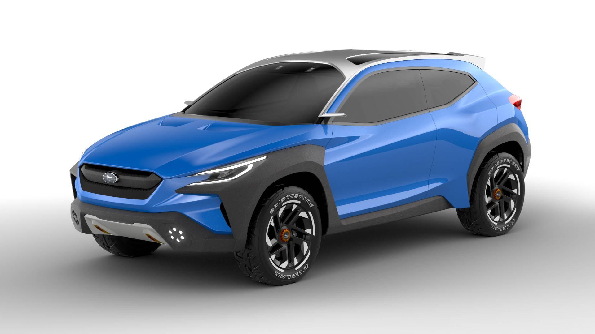 Subaru Viziv Adrenaline 1