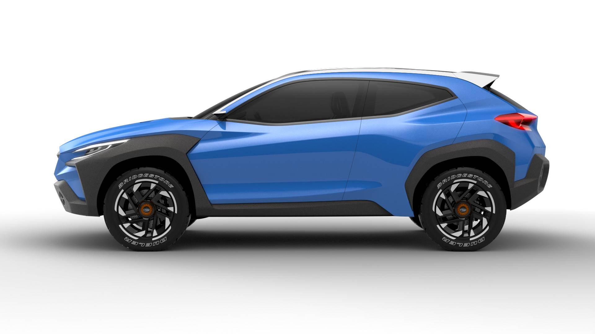 Subaru Viziv Adrenaline 2