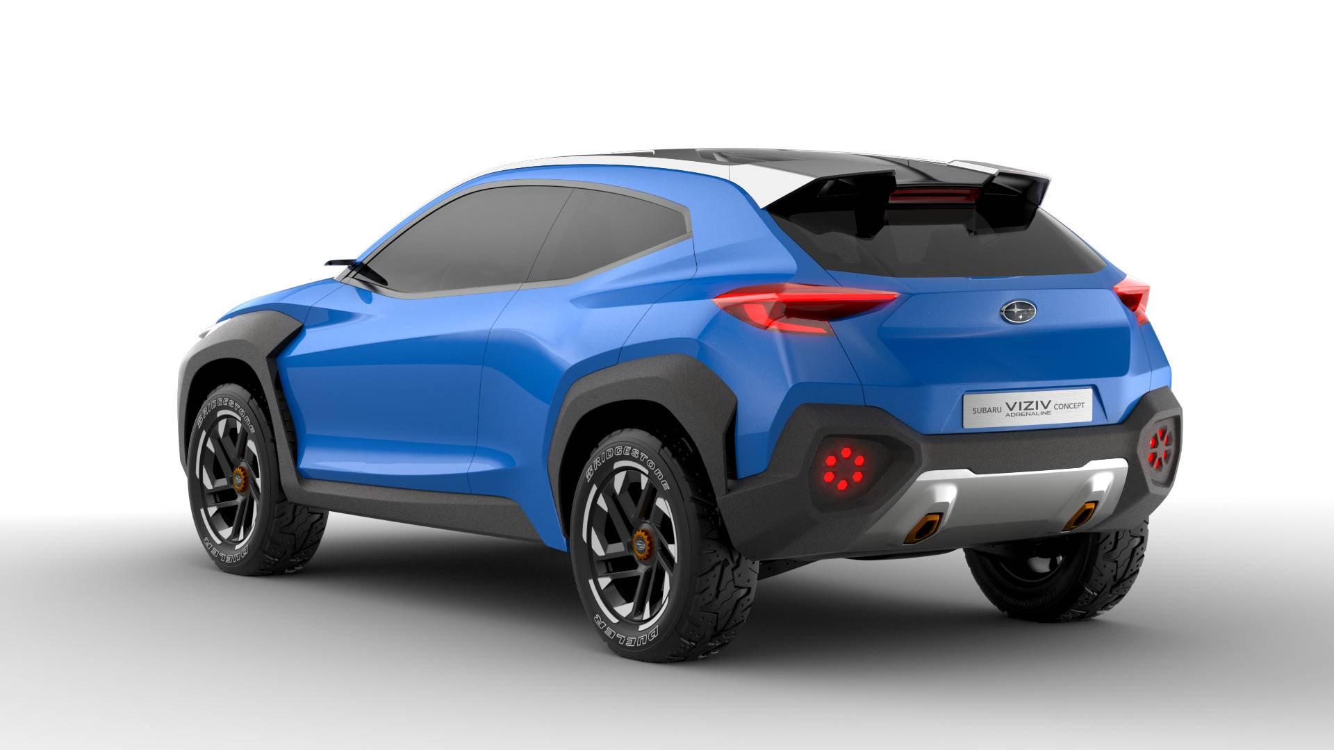 Subaru Viziv Adrenaline 3