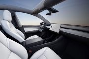 Tesla Model Y 2019 Interior Pantalla thumbnail