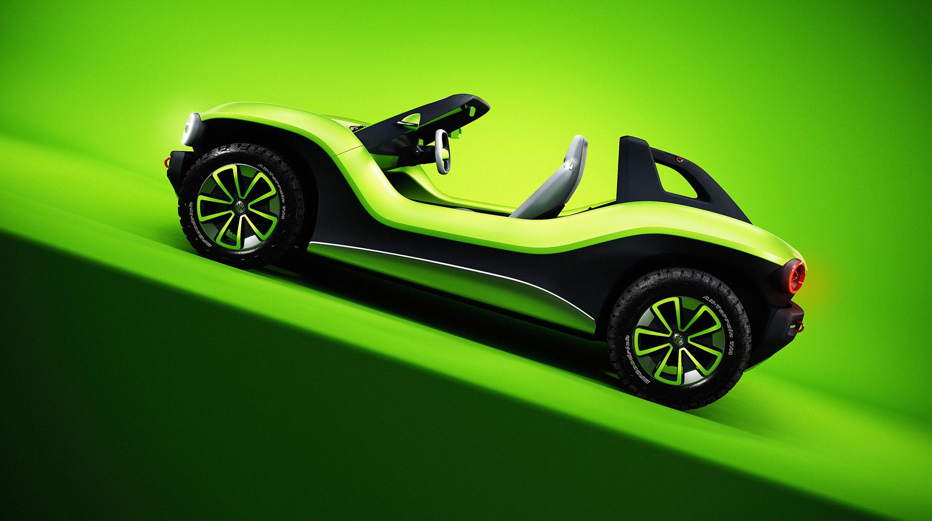 Volkswagen Id Buggy 2019 10
