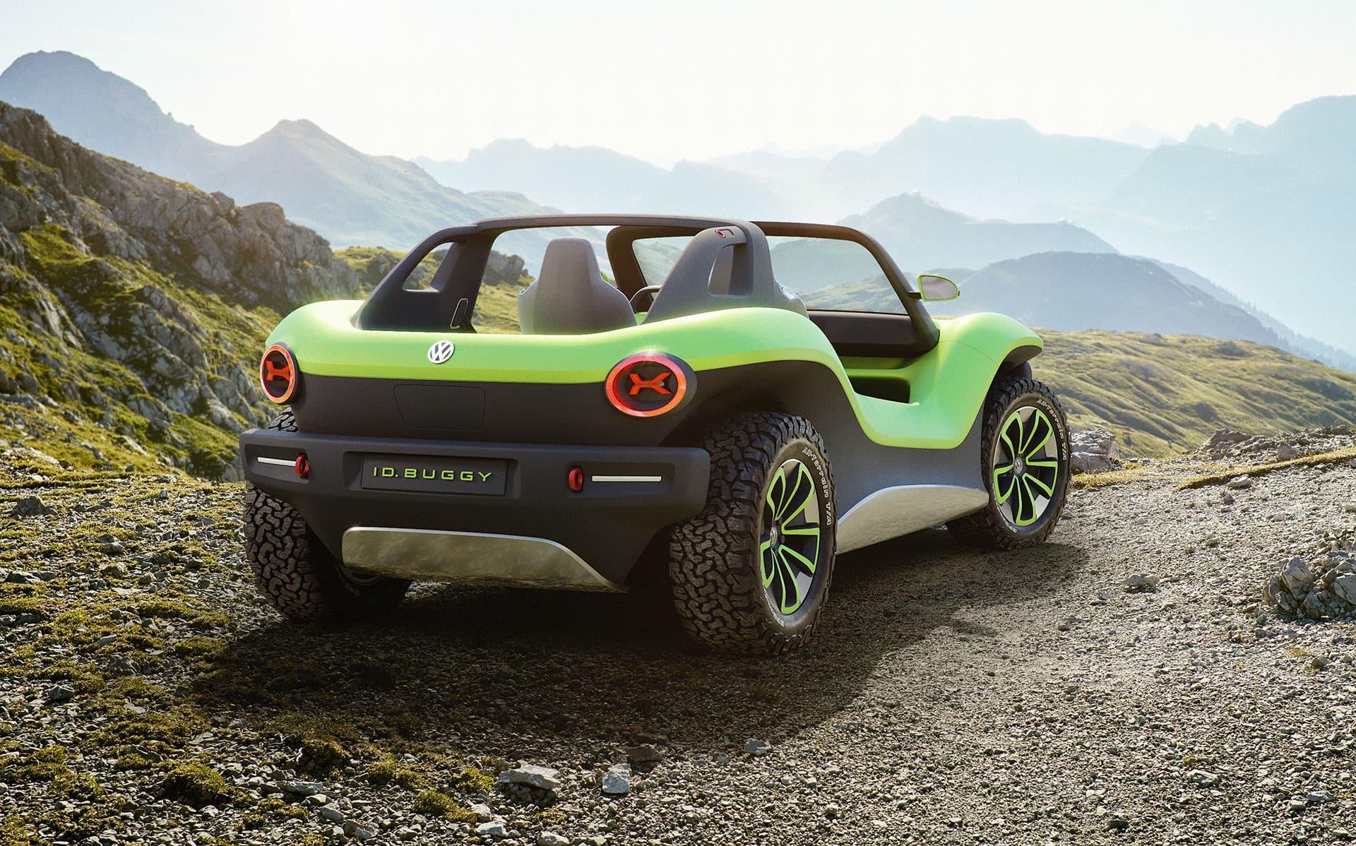 Volkswagen Id Buggy 2019 14