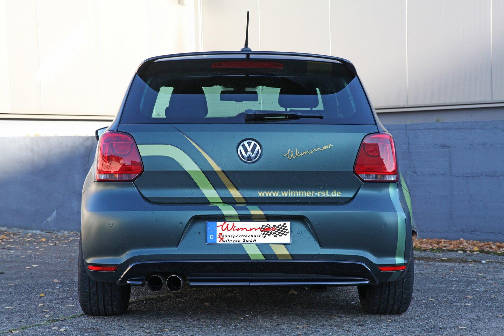 Volkswagen Polo Wrc Wimmer Dm 7