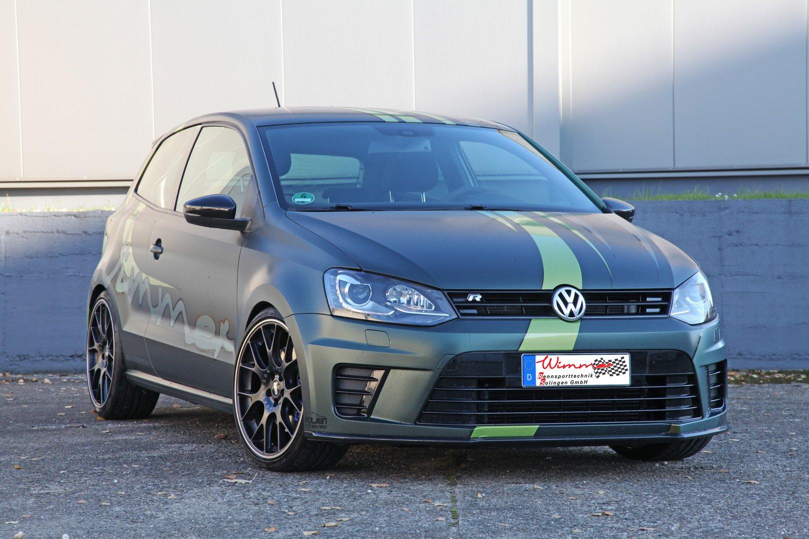 Volkswagen Polo Wrc Wimmer Dm 8