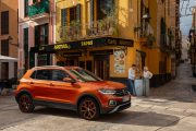 Volkswagen T Cross 2019 Naranja Prueba Exterior 15 thumbnail